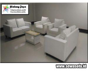 pusat rental kursi sofa mewah murah