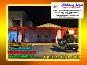 menyewakan tenda roder Di Jakarta