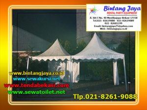 Sewa Tenda Kerucut Bekasi
