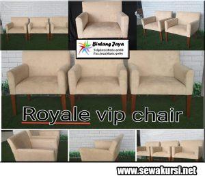 Sewa kursi royale VIP