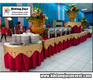 Pusat sewa peralatan catering