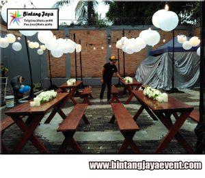 Pusat Sewa meja Taman extra murah Bekasi hub.0857-7733-3808