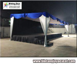 Tersedia panggung acara outdoor dan indoor siap sewa di Jakarta Pusat