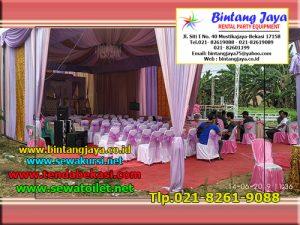 Menyewakan Tenda Dekorasi,Tenda Plafon Kursi Dan Meja Di Jakarta Bekasi