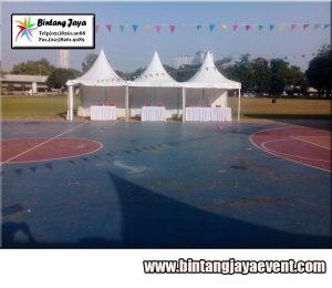 Persewaan Tenda Kerucut murah terbaik di Andir Bandung