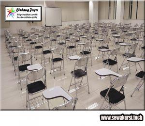Rental kursi kuliah di Tebet standar kualitas