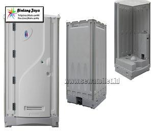 Rental Toilet Potable Terbesar di Cibinong Bogor