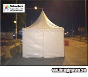 Sewa Tenda Kerucut Sangat Populer & Praktis