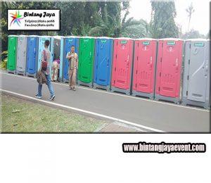 Pusat Penyewaan Toilet portable Jabodetabek
