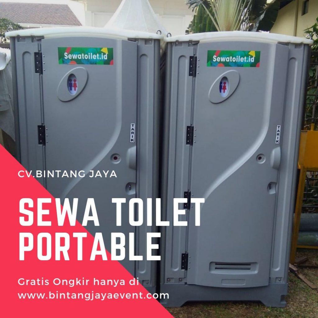 Paket Sewa Toilet Portable Shower
