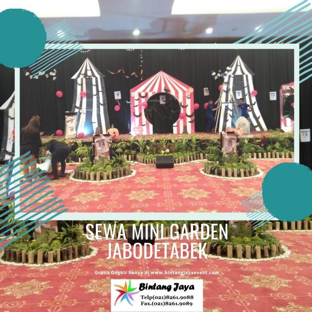 Sewa Mini Garden Murah Jakarta