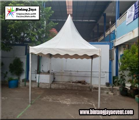 Sewa Tenda Kerucut 5x5 Cipondoh Tangerang