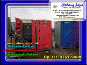 Sewa Toilet Portable Makasar Jakarta Timur
