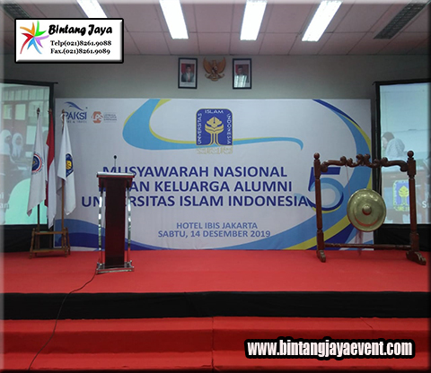 Jasa Sewa Backdrop Event