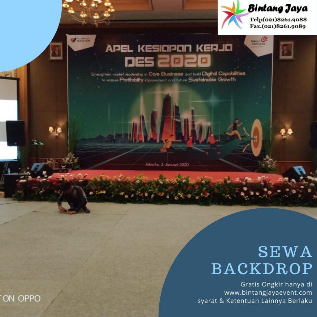 Sewa Backdrop Berkualitas Di Jakarta