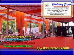 Sewa Tenda Dekorasi Murah Jakarta