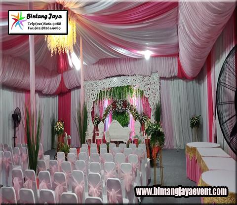 Sewa Tenda Dekorasi VIP Pernikahan