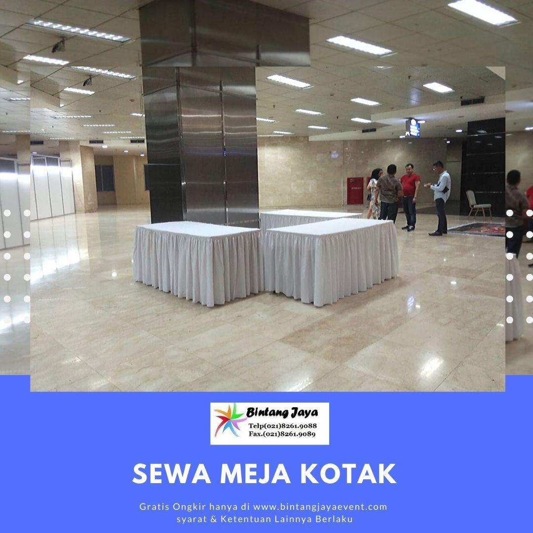 Sewa Meja Kotak Grogol Jakarta Barat