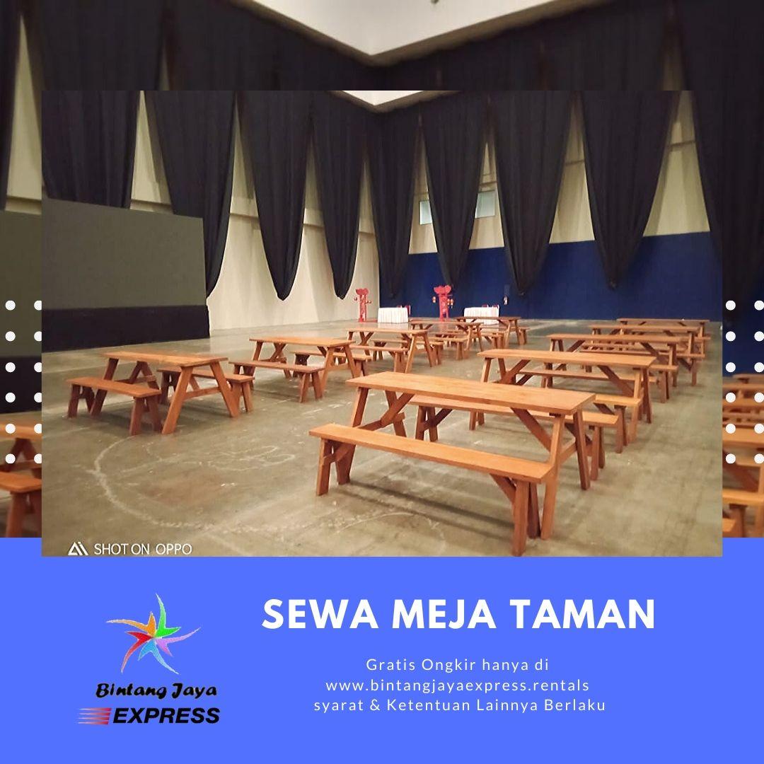 Sewa Meja Kursi Taman Jakarta