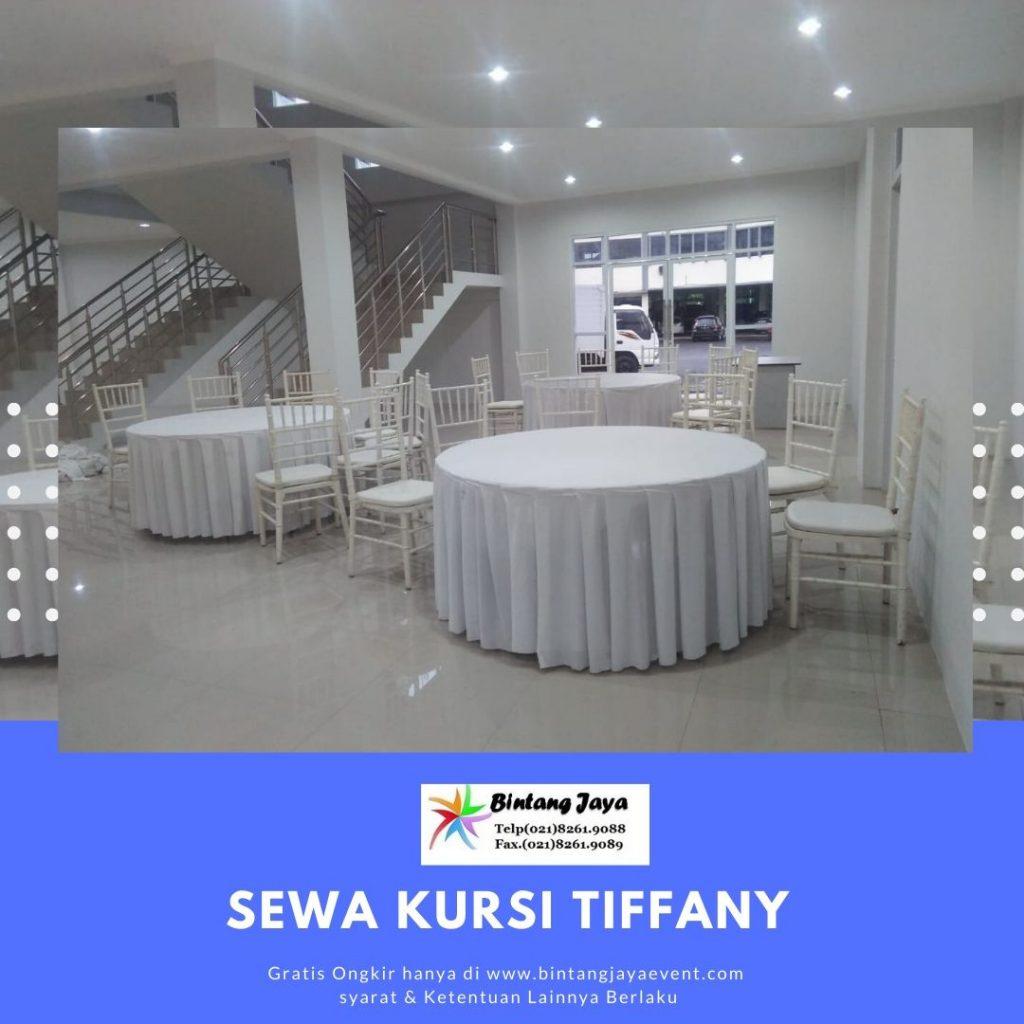 Sewa Kursi Tiffany Mewah Jakarta