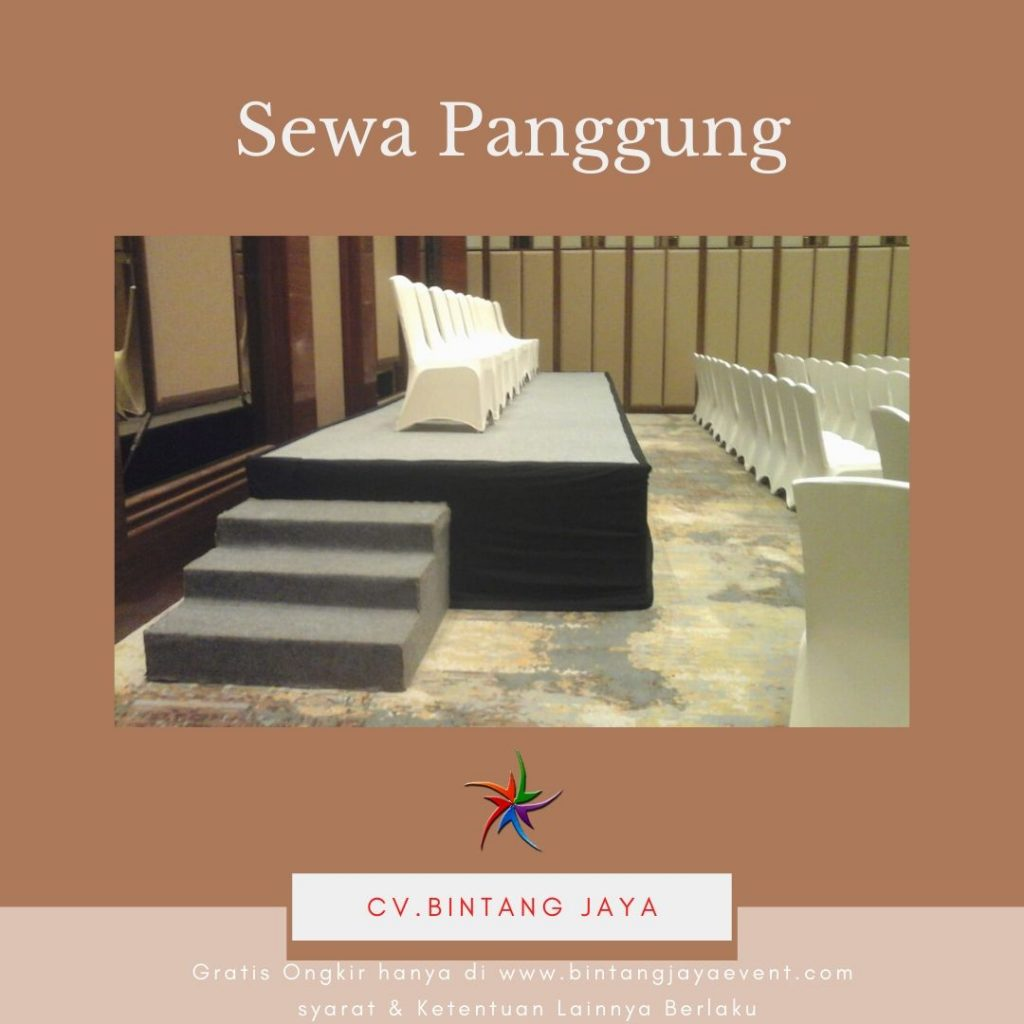 Sewa Panggung Event Wedding