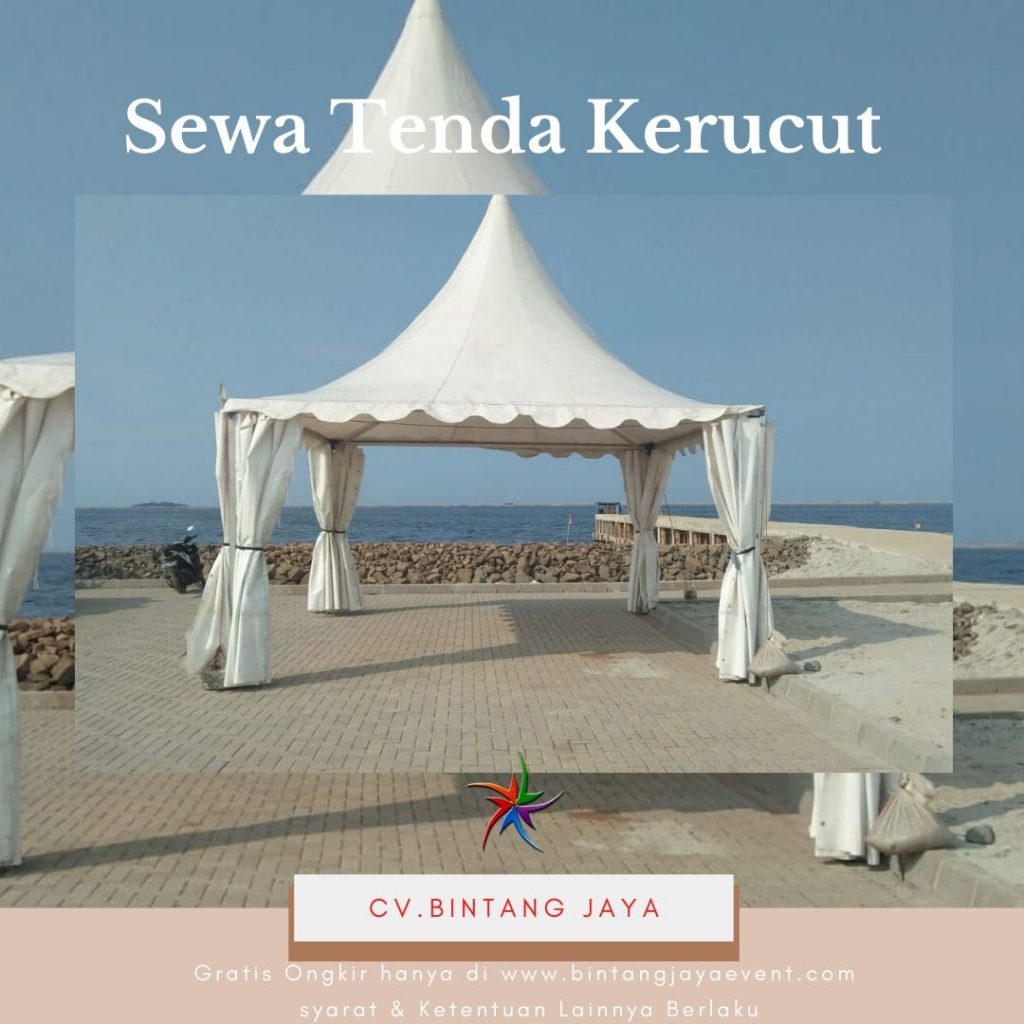 Rental Tenda Sarnafil Posko Covid-19