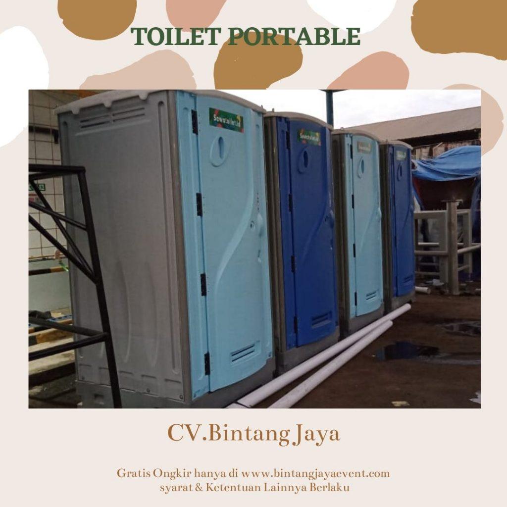 Rental Toilet Portable Event Hari Pancasila