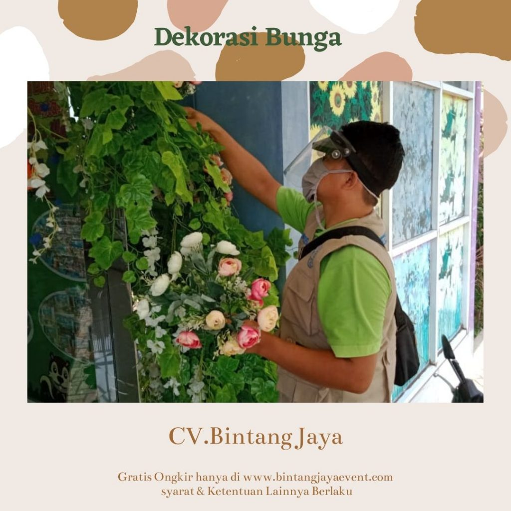 Jasa Dekorasi Bunga Jakarta Barat