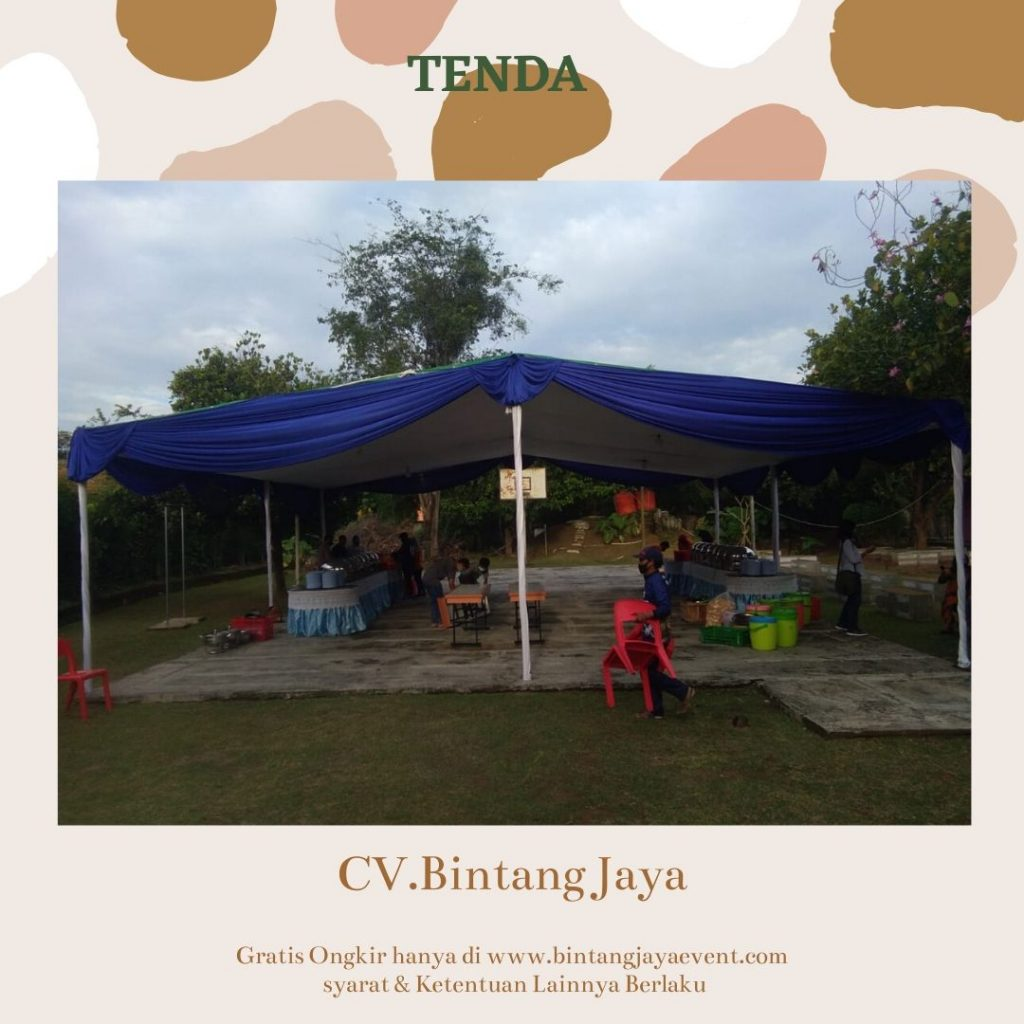 Sewa Tenda Event NewNormal