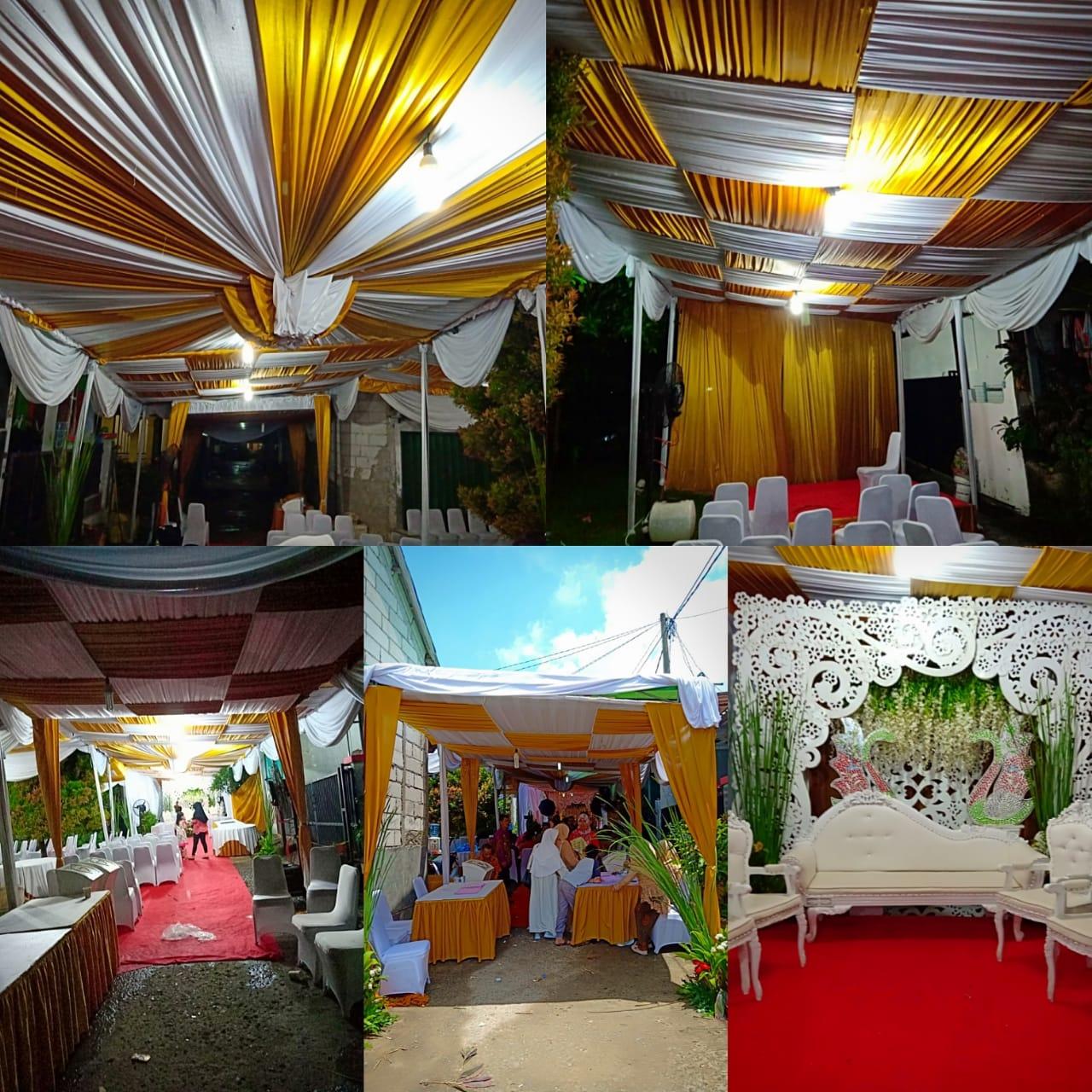 Sewa Tenda Dekorasi Murah Medan satria Bekasi