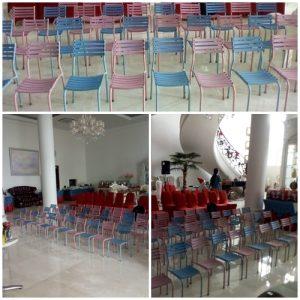 Sewa Kursi Event Lengkap Pelayanan 24 Jam Jabodetabek