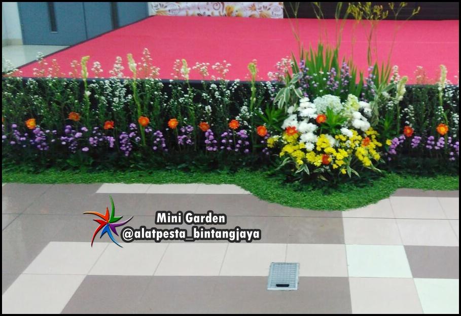 Jasa Sewa Mini Garden Murah Cempaka Putih Jakarta