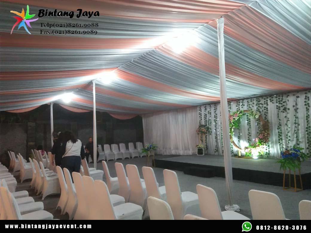 Sewa Tenda Berdekor Murah Bekasi Jakarta