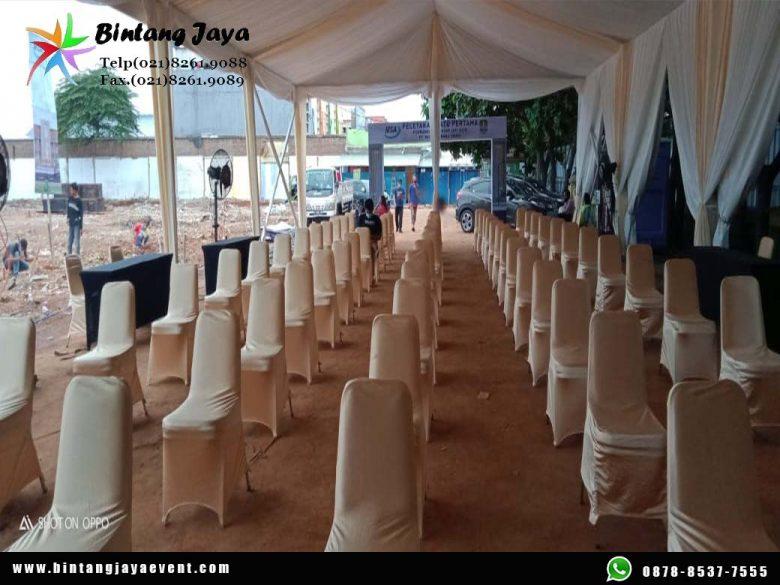 Rental Tenda Roder Super Megah Kualitas Super