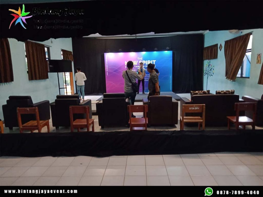 Sewa Backdrop Event Bekasi Kualitas Premium
