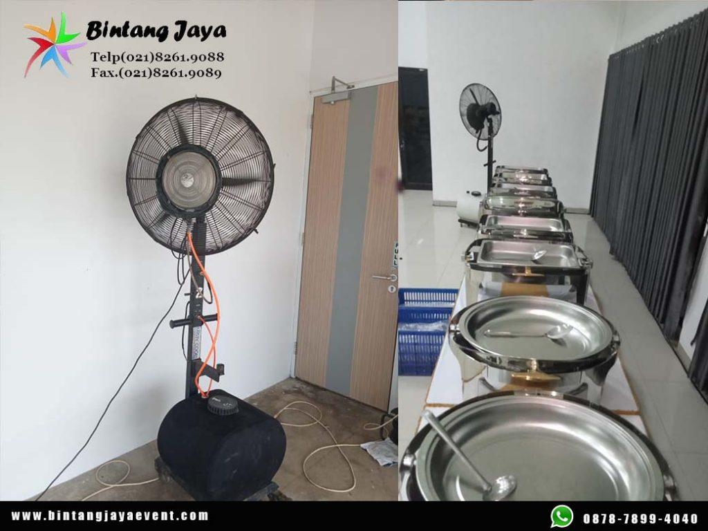 Sewa Misty Fan 250 Watt murah dan kualitas terjamin