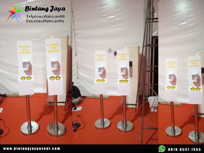 Sewa Automatic Hand Sanitizer Jakarta
